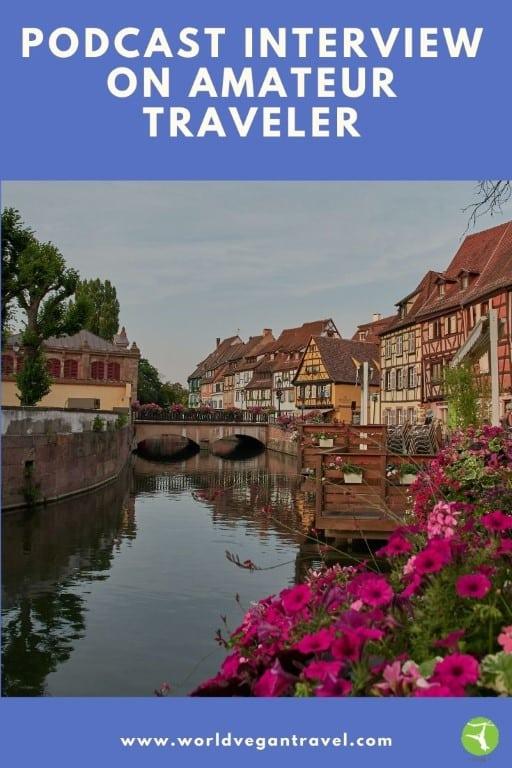 Podcast Interview on Amateur Traveler