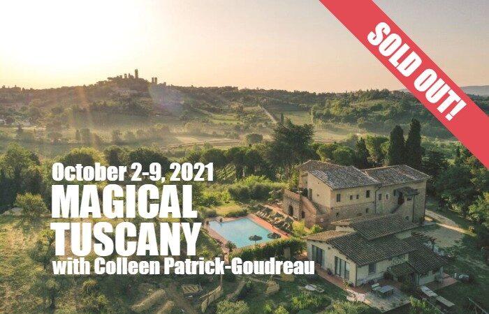 Joyful Tuscany 2021