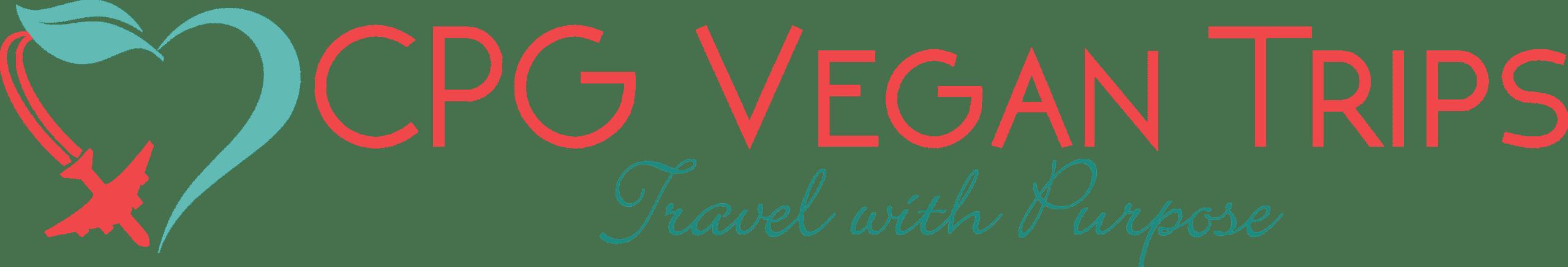 CPG Vegan Trips logo