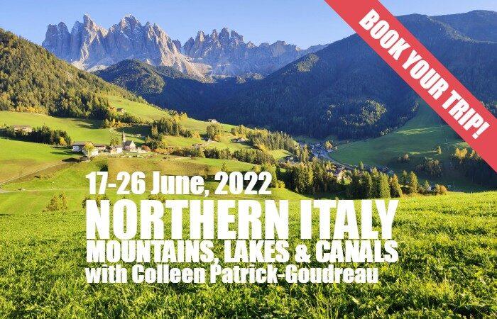 Joyful Northern Italy June 2022