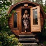 La Vimea sauna