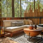 Gorilla's Nest room terrace