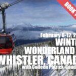 Joyful Whistler February 2022