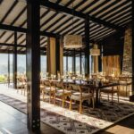 One & Only Nyungwe dining room