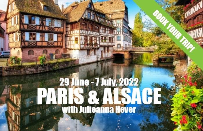Julieanna Paris & Alsace Junne 2022